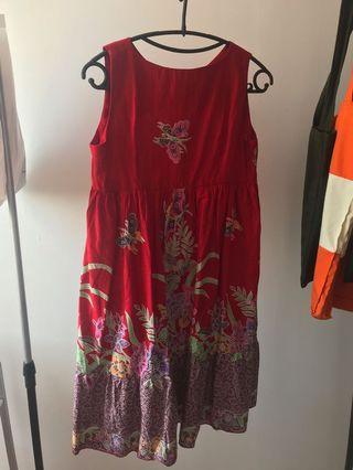 Dress Batik by MORI