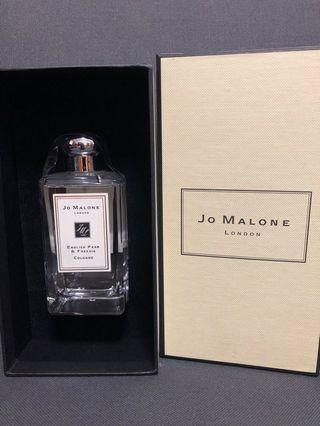 Jo Malone English Pear and Freesia Cologne (authentic tester)