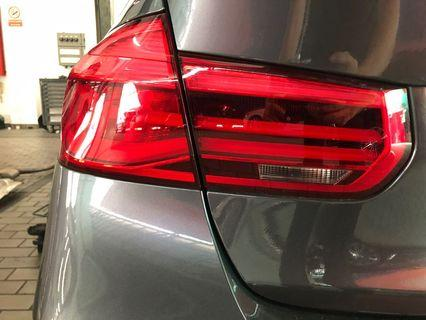 BMW F30lci rear lamp