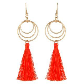Tassel Earrings $3