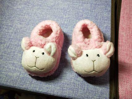 🚚 10cm小寶寶保暖鞋