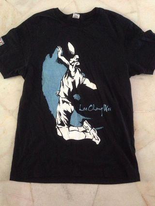 Lee Chong Wei T shirt