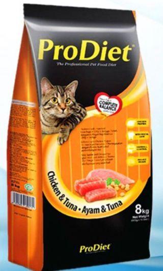 ProDiet Chicken & Tuna 500g