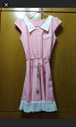 Pink (princess-like)Dress