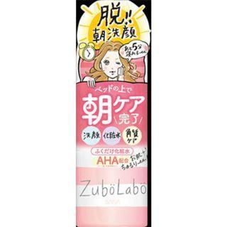 日本SANA ZuboLabo 晨用擦拭型淨膚化妝水 300ml