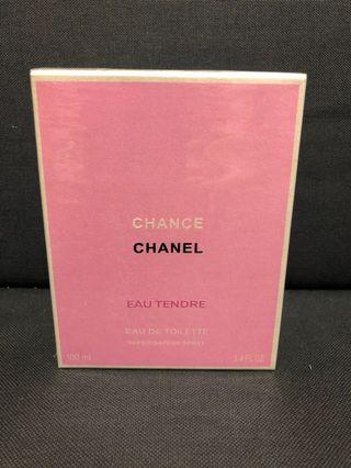Chanel Chance (authentic tester)