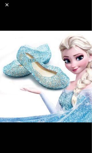 Children sandals ( Disney Princess Elsa)