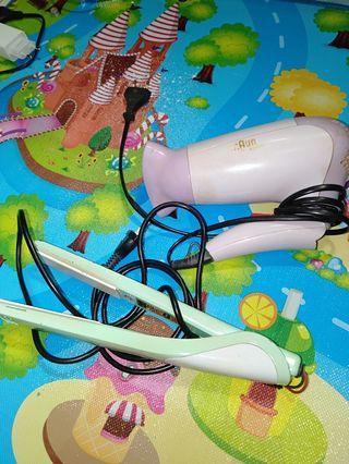 Catokan dan Hair Dryer