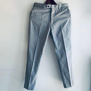 Uniqlo pant (grey checked)