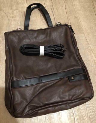 Brown Leather Shoulder/Sling Bag