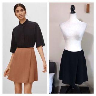Aritzia Wilfred 6 Primevere Skirt