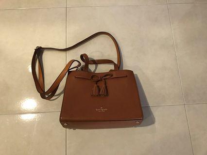 🚚 Kate Spade Leather Handbag