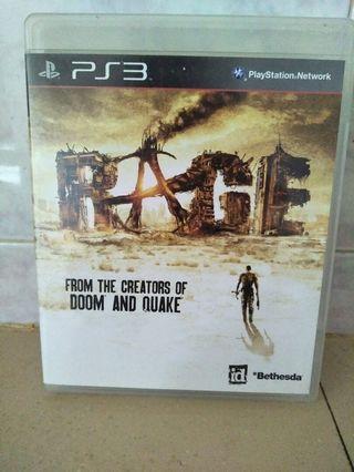 Ps3 Rage