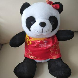 Boneka Panda icon Bank of China