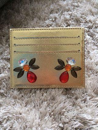 Card holder handmade