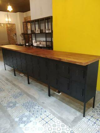 Cabinet Industrial Style
