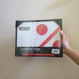 Certificate / picture frames