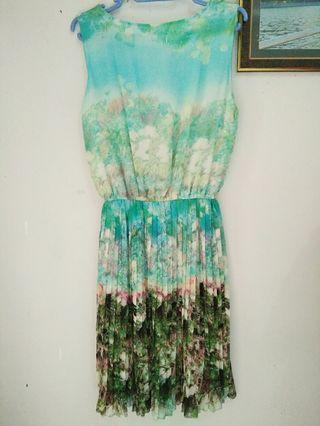 HK Jade Dress
