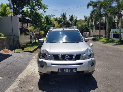 X-TRAIL 2.5 XT AT 2010 Plt R / Km 78rb