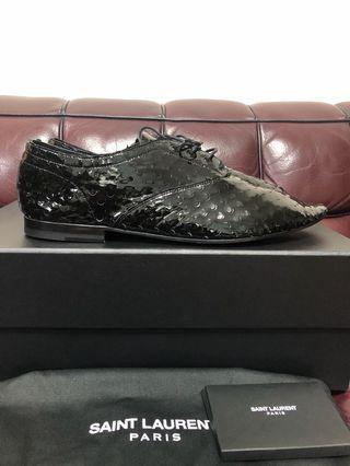 全新男裝saint laurent Paris shoe Sz 42 new Slp ysl