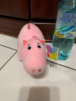 🚚 玩具總動員 豬 火腿#半價居家拍賣會
