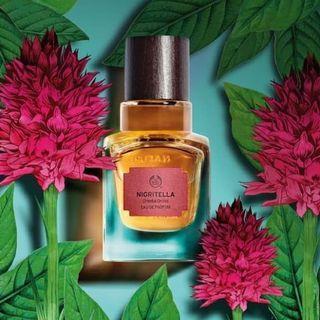 Parfum the body shop edp 50 ml NIGREITELLA