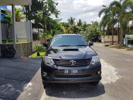 FORTUNER 2.5 G VNT AT 2013 / Km 53rb