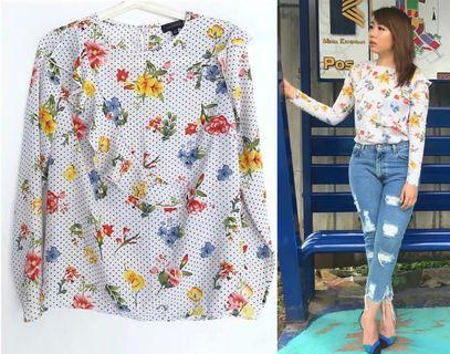 The Limited Sweet Floral Top