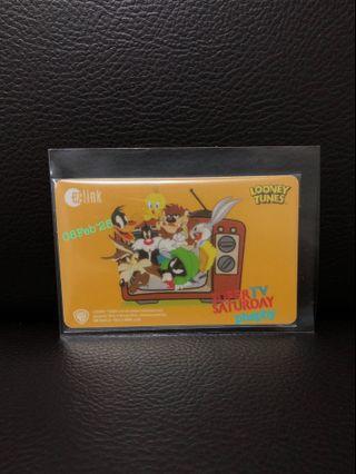 Looney Tunes Ezlink Card 🏮No Value🏮