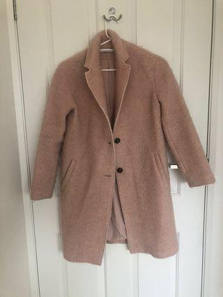 Zara Dusty Pink Jacket