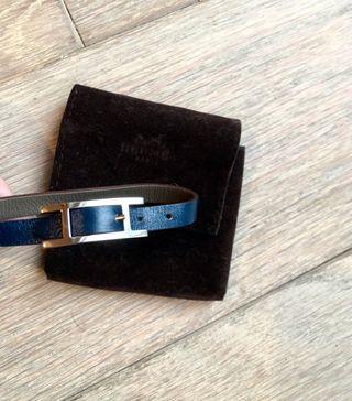 🚚 Hermès leather bracelet