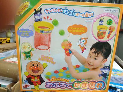 麵包超人玩具