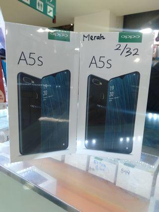 New product A5s
