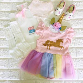 ⭐️Instock⭐️ Unicorn Baby Gift Set