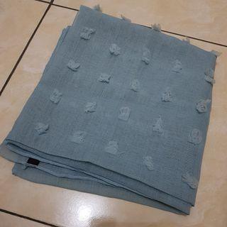 Linen Rubiah Square (Hijab Segiempat)