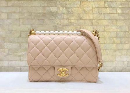 Chanel flap bag 2019