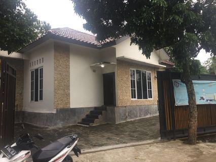 rumah tinggal siap huni bernuansa villa
