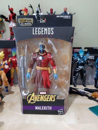 Marvel Legends MALEKITH - dc ml avengers thor dark elf hasbro