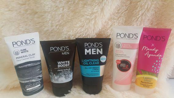 Pond's Facial Foam
