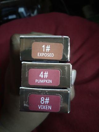 Velvet matte lip Beauty Glazed