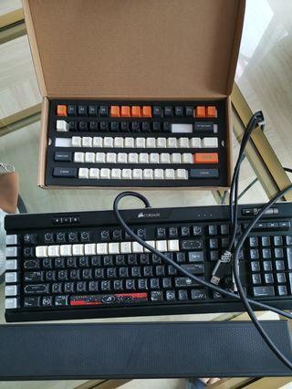 Half priced! Corsair K95 PLATINUM Gaming Keyboard