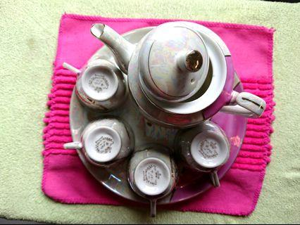 Fine China Teapot set
