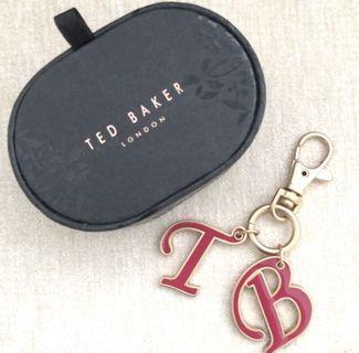 TED BAKER Key Chain/ Charm