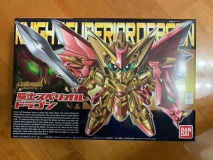 LegendBB Knight Superior Dragon 超越之龍