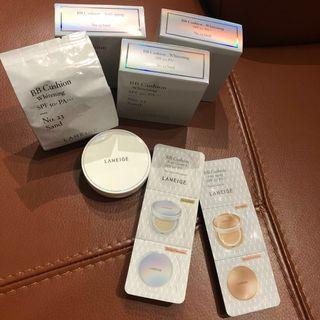 Laneige BB Cushion Anti-Ageing and Pore Control