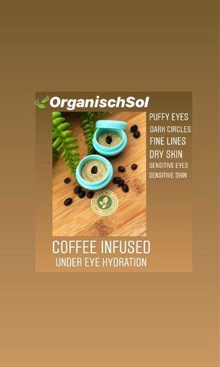 Under Eye hydration