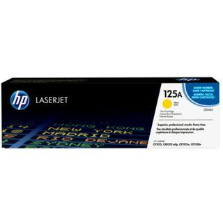 HP 125A (CB542A) Yellow Toner Cartridge for HP Color LaserJet