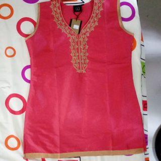 Red Kurthi (Brand New!) (Half Price!!)