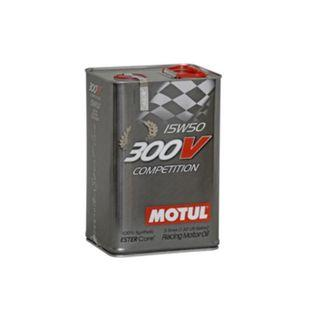 MOTUL 300V 5W30 POWER RACING 100% SYNTHETIC ESTER MOTOR OIL 5 Litres 5 公升