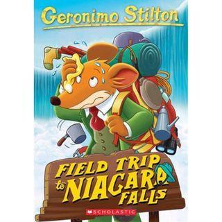 Geronimo Stilton - Field Trip to Niagara Falls